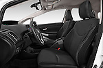 Front seat view of 2015 Toyota Prius Comfort 5 Door Hatchback Front Seat  car photos