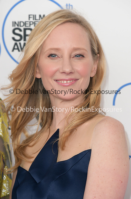 Anne Heche<br />  attends 2015 Film Independent Spirit Awards held at Santa Monica Beach in Santa Monica, California on February 21,2015                                                                               © 2015Hollywood Press Agency