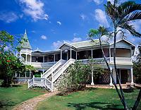 Jamaika, St. Ann, Ochos Rios: Harmony Hall | Jamaica, St. Ann, Ochos Rios: Harmony Hall