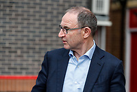 Nottingham Forest's manager Martin O'Neill pictured before the match<br /> <br /> Photographer Andrew Kearns/CameraSport<br /> <br /> The EFL Sky Bet Championship - Nottingham Forest v Bolton Wanderers - Sunday 5th May 2019 - The City Ground - Nottingham<br /> <br /> World Copyright © 2019 CameraSport. All rights reserved. 43 Linden Ave. Countesthorpe. Leicester. England. LE8 5PG - Tel: +44 (0) 116 277 4147 - admin@camerasport.com - www.camerasport.com