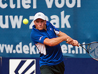 04-09-13,Netherlands, Alphen aan den Rijn,  TEAN, Tennis, Tean International Tennis Tournament 2013, Tean International ,   Alban Meuffels (NED)<br /> Photo: Henk Koster