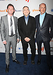 Sprncer Liff, Craig Zadan and Neil Meron.attending the 22nd Annual GLAAD Media Awards in New York City.