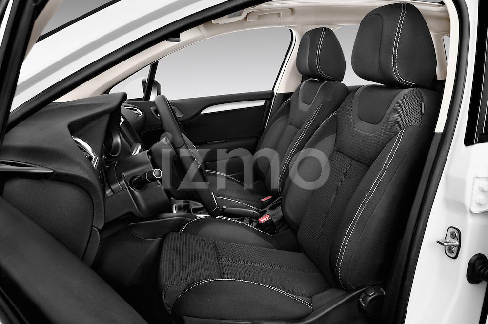 Front seat view of 2016 Citroen C4 Feel 5 Door Hatchback Front Seat  car photos