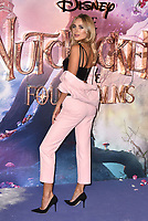 Kimberley Garner<br /> 'The Nutcracker and the Four Realms' European Film Premiere at Westfield, London, England  on November 01,  2018.<br /> CAP/PL<br /> &copy;Phil Loftus/Capital Pictures