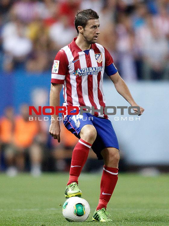 Atletico de Madrid's Gabi Fernandez during Supercup of Spain 1st match.August 21,2013. Foto © nph / Acero)