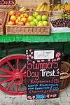 Fruit and veg stall