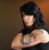 Oct 11, 1988: DANZIG - Photosession in London