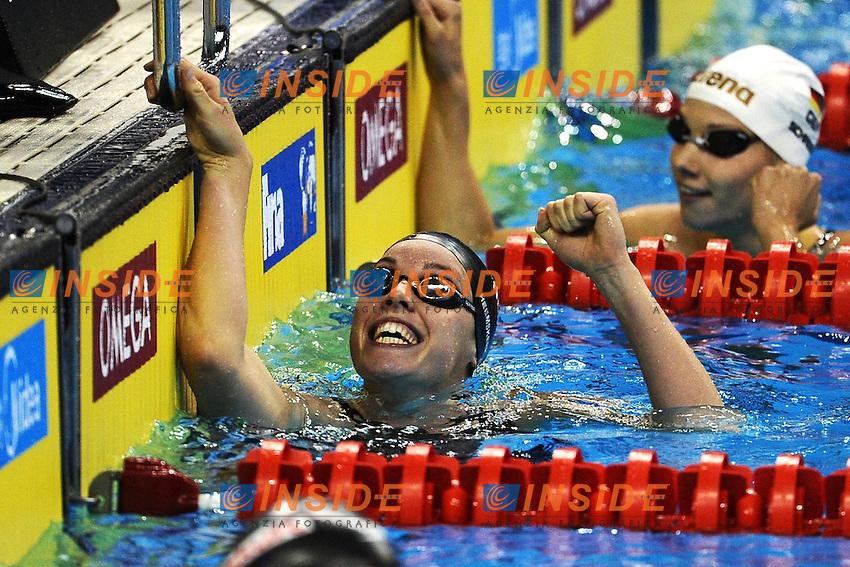 Femke HEEMSKERK Nederland Gold Medal.Women's 4x100 Freestyle Relay - Swimming / Nuoto.Shanghai 24/7/2011 .14th FINA World Championships.Foto Andrea Staccioli Insidefoto