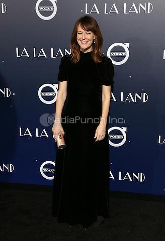 "Westwood, CA - DECEMBER 06: Rosemarie DeWitt, At Premiere Of Lionsgate's ""La La Land"" At Mann Village Theatre, California on December 06, 2016. Credit: Faye Sadou/MediaPunch"