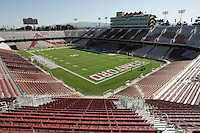 16 September 2006: Pre-game during Stanford's 37-9 loss to Navy during the grand opening of the new Stanford Stadium in Stanford, CA.