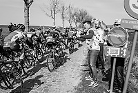 fans in the Paddestraat<br /> <br /> 60th E3 Harelbeke (1.UWT)<br /> 1day race: Harelbeke › Harelbeke - BEL (206km)