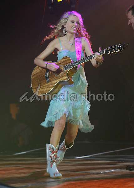 14 May 2007 - Las Vegas, Nevada - Taylor Swift. The Academy of Country Music presents its fourth annual New Artists' Show   featuring performances by 'Top New Artist' nominees held at the MGM Grand Ballroom in the MGM Grand Convention Center. Photo Credit: Byron Purvis/AdMedia
