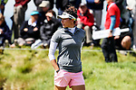 Emily Tubert. McKayson NZ Women's Golf Open, Round Three, Windross Farm Golf Course, Manukau, Auckland, New Zealand, Saturday 30 September 2017.  Photo: Simon Watts/www.bwmedia.co.nz