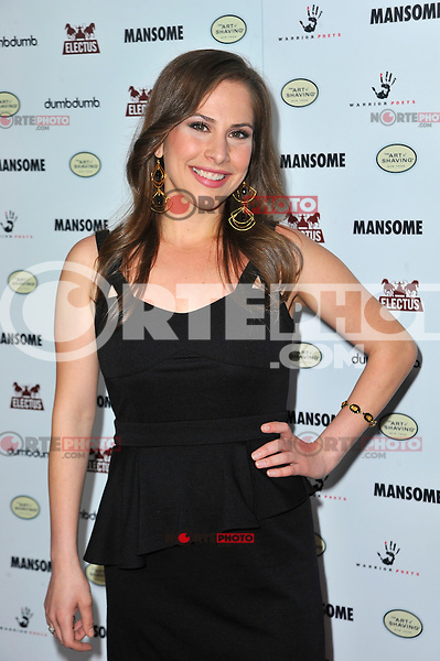 Ana Kasparian at the premiere of Morgan Spurlock's 'Mansome' at the ArcLight Cinemas on May 9, 2012 in Hollywood, California. ©mpi35/MediaPunch Inc.
