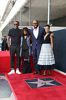 LOS ANGELES - OCT 1:  Idris Elba, Crystal Fox, Tyler Perry, Kerry Washington at the Tyler Perry Star Ceremony on the Hollywood Walk of Fame on October 1, 2019 in Los Angeles, CA