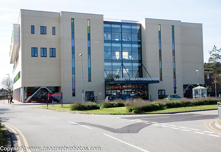 Garrett Anderson Centre, Ipswich Hospital, NHS Trust, Ipswich, Suffolk, England