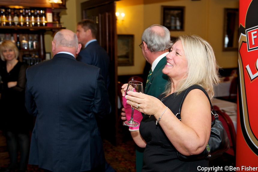 Golf Awards at the Counting House