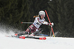 10.03.2018, Ofterschwanger Horn, Ofterschwang, GER, Slalom Weltcup in Ofterschwang, im Bild Sara Rask (SWE, #53)<br /> <br /> Foto &copy; nordphoto / Hafner