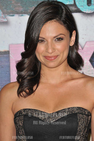 The Mob Doctor star Floriana Lima at the Fox Summer 2012 All-Star Party in West Hollywood..July 24, 2012  Los Angeles, CA.Picture: Paul Smith / Featureflash