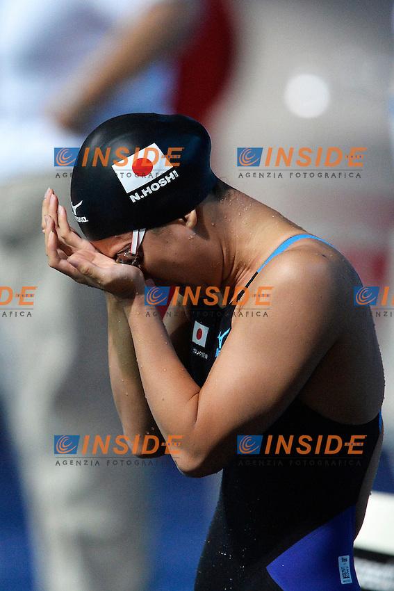 HOSHI Natsumi Japan Women's 100m Butterfly <br /> Swimming - Nuoto <br /> Barcellona 28/7/2013 Palau St Jordi <br /> Barcelona 2013 15 Fina World Championships Aquatics <br /> Foto Andrea Staccioli Insidefoto