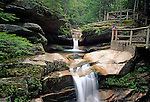 Sabbaday Falls, White Mountains National Forest, New Hampshire, USA