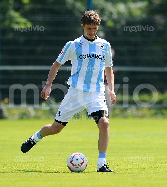 2. Fussball Bundesliga:  Saison   2010/2011   1860 Muenchen Trainingsauftakt   28.06.2010 Kai Buelow ( 1860 Muenchen)
