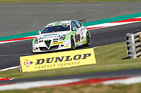 Round 10 of the 2018 British Touring Car Championship.   #11 Rob Austin. Duo Motorsport with HMS. Alfa Romeo Giulietta.