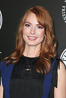 SANTA MONICA, CA - JANUARY 6: Alicia Witt at Art of Elysium's 11th Annual HEAVEN Celebration at Barker Hangar in Santa Monica, California on January 6, 2018. <br /> CAP/MPI/FS<br /> &copy;FS/MPI/Capital Pictures