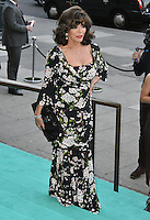 Joan Collins at V&amp;A Museum Summer Party fundraising benefit hosted by CondŽ Nast at Victoria and Albert Museum, London, England on June 22, 2016.<br /> CAP/JOR<br /> &copy;JOR/Capital Pictures<br /> Joan Collins at V&amp;A Museum Summer Party fundraising benefit hosted by Cond&eacute; Nast at Victoria and Albert Museum, London, England on June 22, 2016.<br /> CAP/JOR<br /> &copy;JOR/Capital Pictures /MediaPunch ***NORTH AND SOUTH AMERICAS ONLY***
