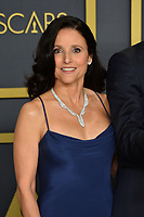 LOS ANGELES, USA. February 09, 2020: Julia Louis-Dreyfus at the 92nd Academy Awards at the Dolby Theatre.<br /> Picture: Paul Smith/Featureflash