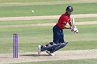 Ravi Bopara in batting action for Essex during Essex Eagles vs Kent Spitfires, Royal London One-Day Cup Cricket at The Cloudfm County Ground on 6th June 2018