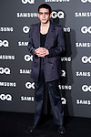 Actor Omar Ayuso attends the 2018 GQ Men of the Year awards at the Palace Hotel in Madrid, Spain. November 22, 2018. (ALTERPHOTOS/Borja B.Hojas)