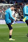 FC Barcelona's Leo Messi during La Liga match. February 27,2019. (ALTERPHOTOS/Alconada)