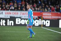 VOETBAL: LEEUWARDEN: Cambuurstadion 09-11-2014, Cambuur - AJAX, uitslag 2-4, Jasper Cillissen (keeper Ajax), ©foto Martin de Jong