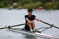 Race: 128  J14.1x  Final<br /> <br /> Peterborough Summer Regatta 2018 - Saturday<br /> <br /> To purchase this photo, or to see pricing information for Prints and Downloads, click the blue 'Add to Cart' button at the top-right of the page.