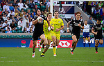 Gillies Kaka. The All Blacks Sevens beat Australia 24-10. London, England. Photo: Marc Weakley