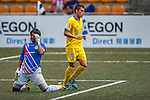 BC Rangers vs Yau Yee League Select during the Day 3 of the HKFC Citibank Soccer Sevens 2014 on May 25, 2014 at the Hong Kong Football Club in Hong Kong, China. Photo by Xaume Olleros / Power Sport Images
