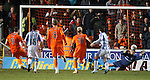 Jon Daly scores from the penalty spot