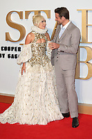 "Lady Gaga and Bradley Cooper<br /> at the premiere of ""A Star is Born"", Vue West End, Leicester Square, London<br /> <br /> ©Ash Knotek  D3436  27/09/2018"