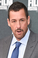 "Adam Sandler<br /> arriving for the London Film Festival 2017 screening of ""The Meyerowitz Stories"" at the Embankment Gardens Cinema, London<br /> <br /> <br /> ©Ash Knotek  D3319  06/10/2017"