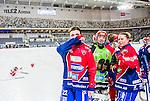 Stockholm 2015-03-13 Bandy SM-final herrar Sandvikens AIK - V&auml;ster&aring;s SK :  <br /> Karebys Emma Kronberg gr&aring;ter efter matchen mellan Sandvikens AIK och V&auml;ster&aring;s SK <br /> (Foto: Kenta J&ouml;nsson)<br /> Nyckelord:  SM SM-final final Bandyfinal Bandyfinalen Dam Damer Dambandy AIK Kareby IS jubel gl&auml;dje lycka glad happy glad gl&auml;dje lycka leende ler le t&aring;rar gr&aring;t gr&aring;ter