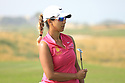 Maha Haddioui (MAR) during the first round of the Fatima Bint Mubarak Ladies Open played at Saadiyat Beach Golf Club, Abu Dhabi, UAE. 10/01/2019<br /> Picture: Golffile | Phil Inglis<br /> <br /> All photo usage must carry mandatory copyright credit (© Golffile | Phil Inglis)