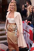 "Amanda Holden<br /> arrives to film for ""Britain's Got Talent"" 2017 at the Palladium, London.<br /> <br /> <br /> ©Ash Knotek  D3222  29/01/2017"