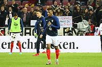 14.11.2017: Deutschland vs. Frankreich