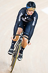 Edward Dawkins of the New Zealand team competes in the Men's Sprint - 1/8 Finals as part of the Men's Sprint - 1/8 Finals as part of the 2017 UCI Track Cycling World Championships on 14 April 2017, in Hong Kong Velodrome, Hong Kong, China. Photo by Chris Wong / Power Sport Images