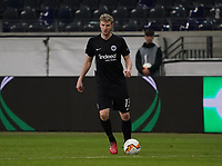Martin Hinteregger (Eintracht Frankfurt) - 12.03.2020: Eintracht Frankfurt vs. FC Basel, UEFA Europa League, Achtelfinale, Commerzbank Arena<br /> DISCLAIMER: DFL regulations prohibit any use of photographs as image sequences and/or quasi-video.