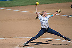 30 MAY 2016:  The Division III Women's Softball Championship is held at the James I Moyer Sports Complex in Salem, VA.  Messiah defeated Texas-Tyler 8-5 for the national title.  Don Petersen/NCAA Photos