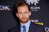 Tom Hiddleston at the premiere for &quot;Thor: Ragnarok&quot; at the El Capitan Theatre, Los Angeles, USA 10 October  2017<br /> Picture: Paul Smith/Featureflash/SilverHub 0208 004 5359 sales@silverhubmedia.com