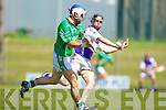 Colm Boyle Ballyduff v St Brendans in the Round Two Senior Hurling County Chamionshio at Austin Stack Park in Tralee.