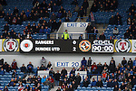 Grim viewing for the Rangers fans as they are dumped out of the Scottish Cup at home to Dundee Utd
